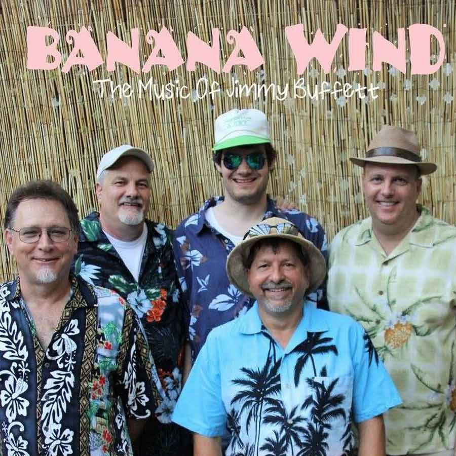 Banana Wind @ Island Bar & Grill | Fort Atkinson | Wisconsin | United States